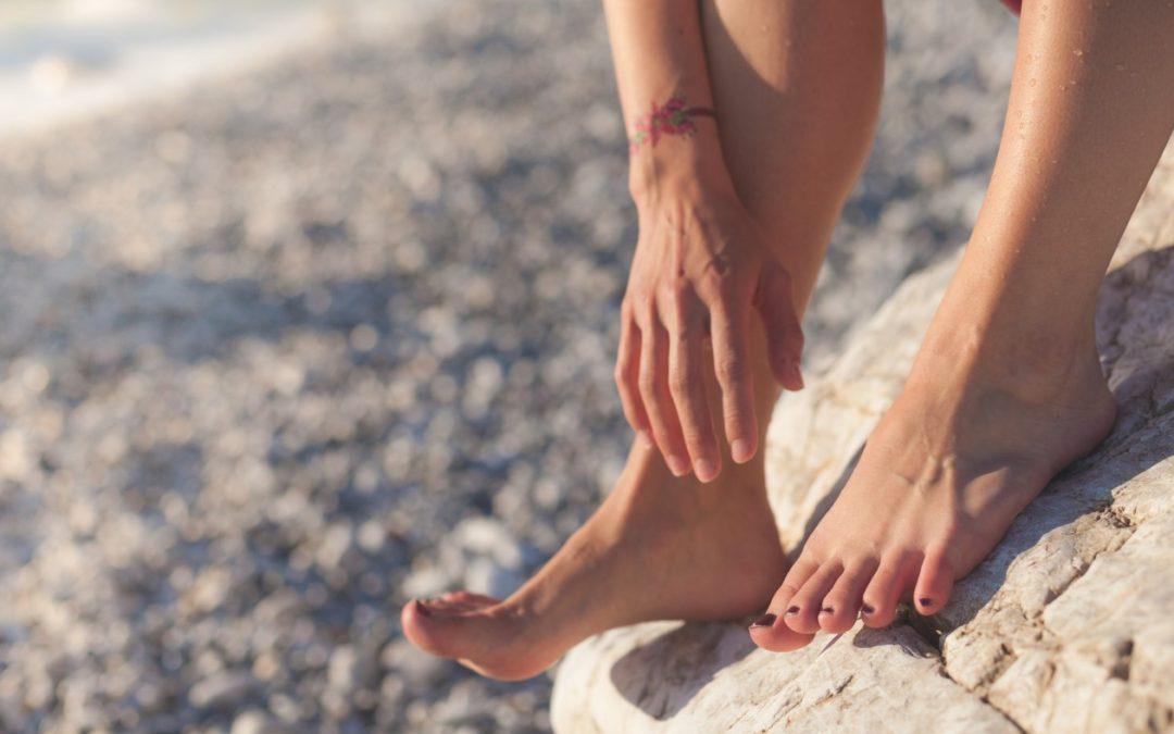 Do Your Toenails Grow Slowly?